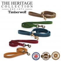Timberwolf Leather Lead Mustard 1mx19mm