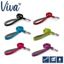 Viva Padded Lead Blue 1mx25mm