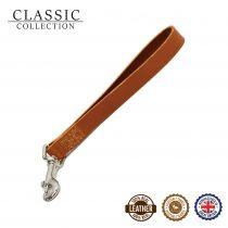 Leather Handloop Tan 25cmx19mm