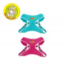 Small Pet Mesh Harness S Teal