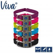 Viva Adjustable Collar Purple 20-30cm Size 1-2