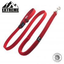 Extreme Shock Absorb Running Lead 180cm Red