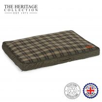Heritage Quilted Mattress Memory Crumb 100x70cm