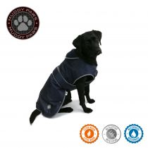 Stormguard Dog Coat Navy S