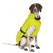 Extreme Monsoon Dog Coat Hi-Vis 25cm XS