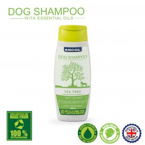 Dog Shampoo Tea Tree 200ml