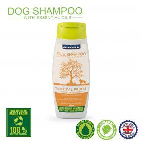 Dog Shampoo Tropical Fruits 200ml