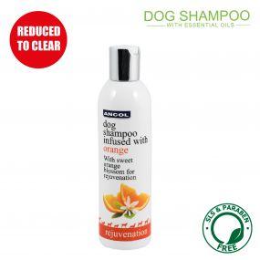 Luxury Dog Shampoo Orange 250ml