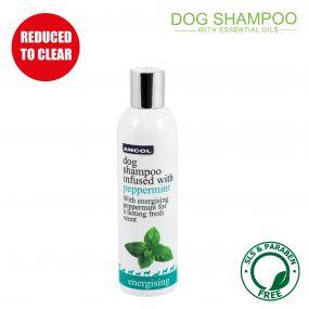 Luxury Dog Shampoo Peppermint 250ml