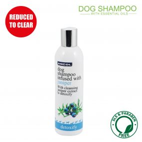 Luxury Dog Shampoo Juniper 250ml