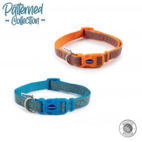 Paw Collar Blue 20-30cm Size 1-2