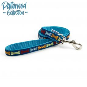 Blue Bone Lead 1mx19mm