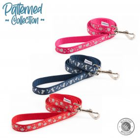 Fashion Lead Pink Reflective Hearts 1mx19mm