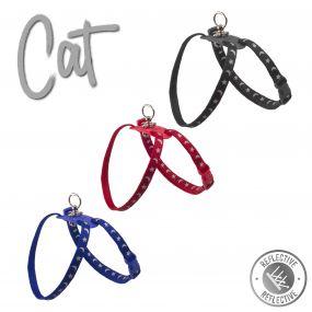 Figure 8 Cat Harness Black