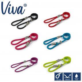 Viva Rope Slip Reflective Black 1.5mx8mm