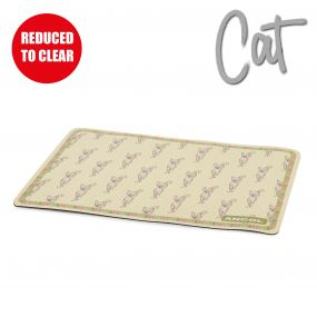 Lulu Cat Feeding Mat