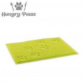 Paw Feeding Mat Green