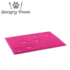 Paw Feeding Mat Pink