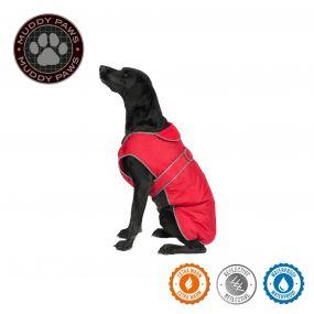 Stormguard Dog Coat Red M