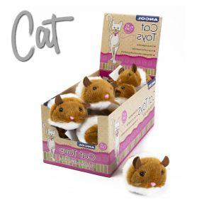 Jittery Mice Cat Toy 12pcs