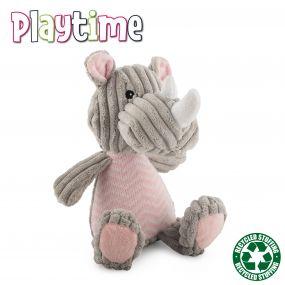 Knitted Rhino
