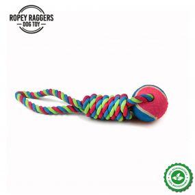 Ropey Ragger Ball Coil Tugger
