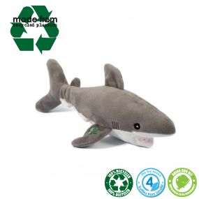 Shark Made From Cuddler