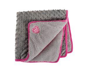 Pocket Blanket 60x60 Pink