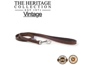 Vintage Leather Lead 1mx12mm