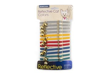 12 x Cat Collar Display Cards Standard