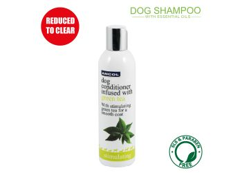 Luxury Dog Conditioner Green Tea 250ml