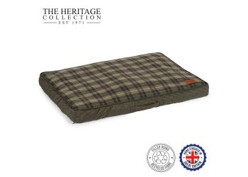 Heritage Quilted Mattress Memory Crumb 75x60cm