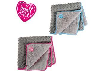 Pocket Blanket 60x60 Blue