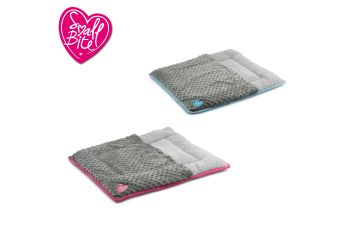 Flat Pad Snuggle Pouch Pink