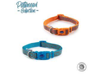 Bone Collar Orange 30-50cm Size 2-5