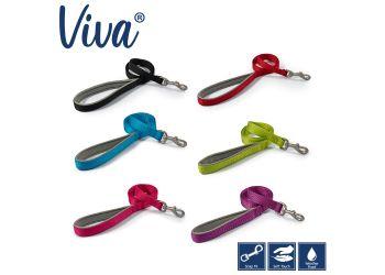 Viva Padded Lead Lime 1.8mx25mm