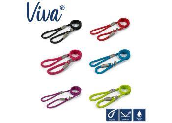 Viva Rope Slip Reflective Lime 1.5mx12mm