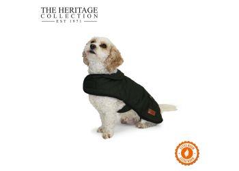 Heritage Quilted Blanket Coat 35cm S/M