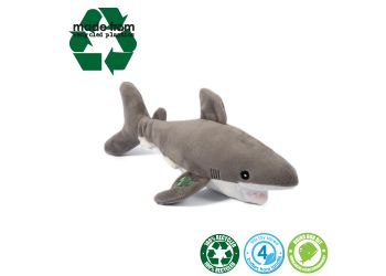 Shark Made From Cuddler