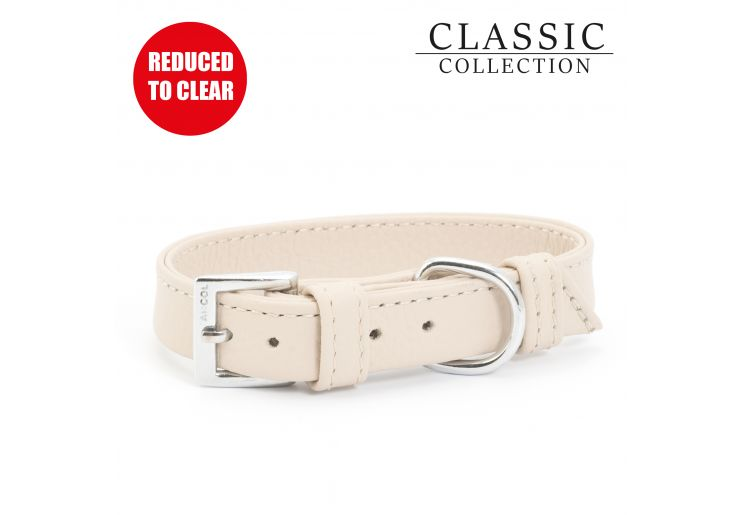 Folded Collar Truffle 22-26cm XS