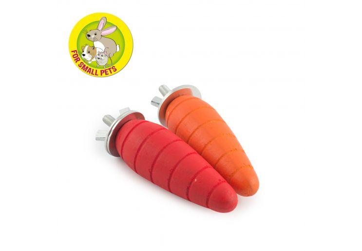J4P Gnaw Carrot - Small 2pcs