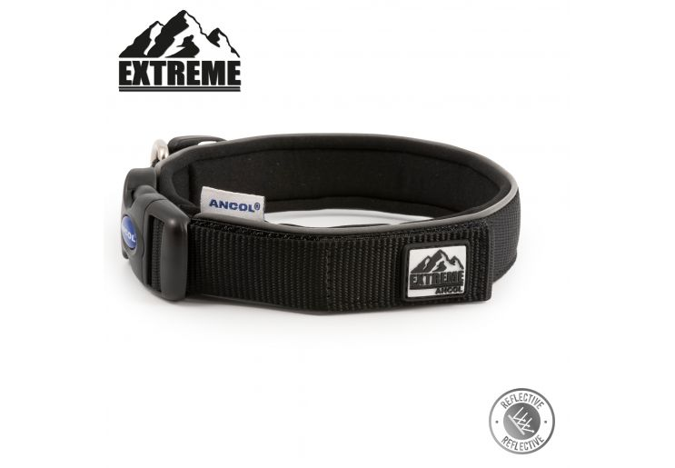 Extreme Collar Black Size 2