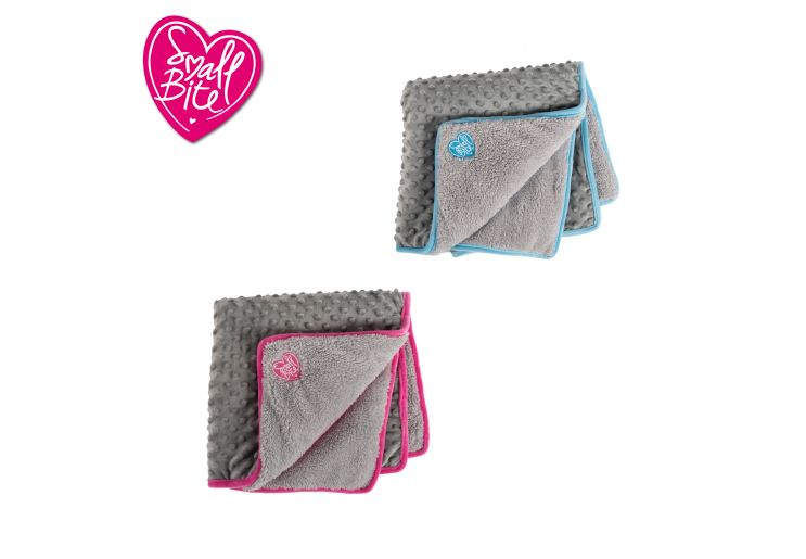 Pocket Blanket 60x60 Pink