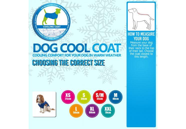 Dog Cooling Coat XL