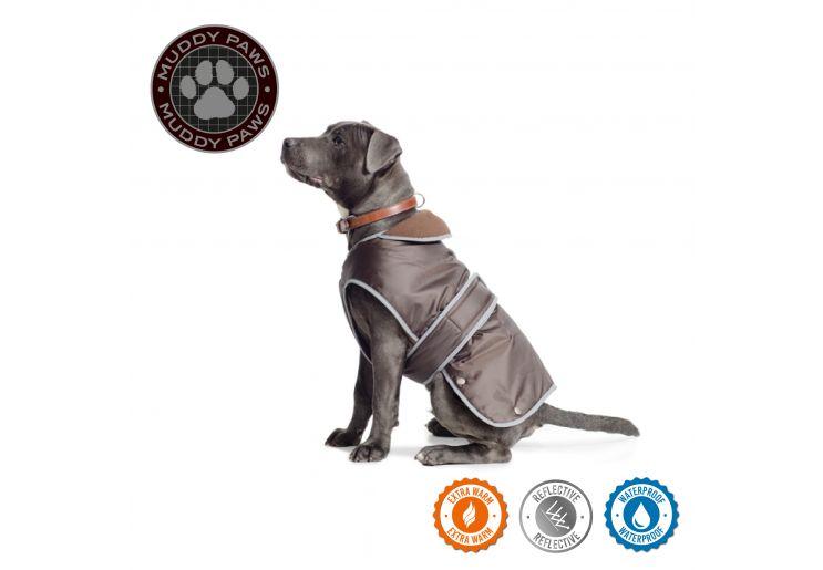Stormguard Dog Coat Chocolate XS