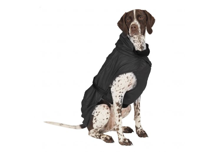 Extreme Blizzard Dog Coat Black 40cm M